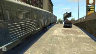getlinkyoutube.com-gta 4 train on street