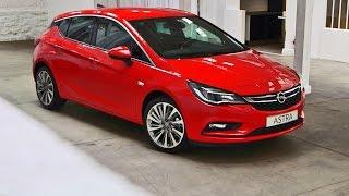 getlinkyoutube.com-2016 Opel Astra - Design and Features