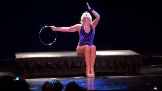 getlinkyoutube.com-The Amazing Cristina - 2011 International Contortion Convention