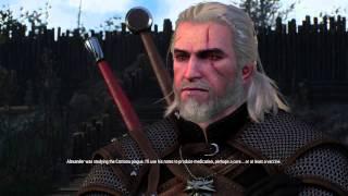getlinkyoutube.com-The Witcher 3: Wild Hunt - Keira Metz Death