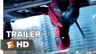 getlinkyoutube.com-Deadpool Official Trailer #2 (2016) - Ryan Reynolds Movie HD