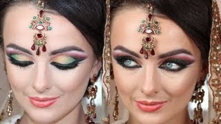 Bollywood Barbie Makeup Transformation - Real Dramatic