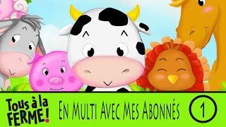 getlinkyoutube.com-Farming Simulator 2013 / EP1 / Tous à la Ferme / 7 JOUEURS / HD