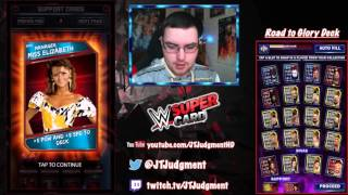 getlinkyoutube.com-WWE SuperCard #9 | MORE PACKS + Legendary & Survivor Pulls !