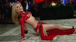 getlinkyoutube.com-BELLY DANCER DARIA DANILKINA (Дарья Данилкина) and Eddie Kochak