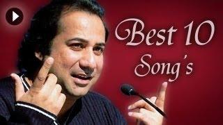 getlinkyoutube.com-Best Top Sad Songs - Best 10 Rahat Fateh Ali Khan Songs