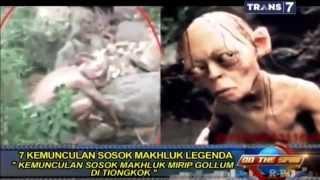 getlinkyoutube.com-On The Spot - 7 Kemunculan Sosok Makhluk Legenda
