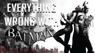 getlinkyoutube.com-GamingSins: Everything Wrong with Batman Arkham City