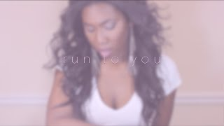 MUSIC MINUTE ∙ RUN TO YOU cover | chanelmusic