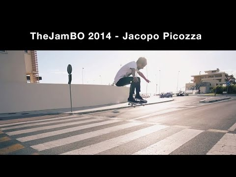 Waiting for The JamBo 2014 | Jacopo Picozza - Skateboard
