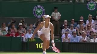 getlinkyoutube.com-2016, Day 10 Highlights, Angelique Kerber vs Venus Williams