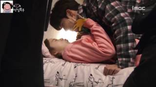 [Engsub] [CHIE] BTS Weightlifting Fairy Kim Bok Joo Ep 14 -  Bed Scene