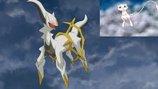 getlinkyoutube.com-Pokemon Theory: Is Arceus The Ancestor Of Mew?