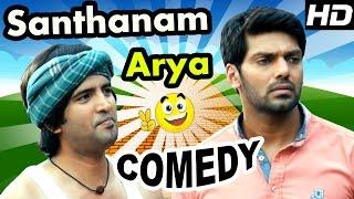 getlinkyoutube.com-Santhanam - Arya Comedy Scenes   Raja Rani Tamil movie   Nayanthara   Nazriya   Sathyaraj   Jai