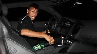 getlinkyoutube.com-Neymar cars collection