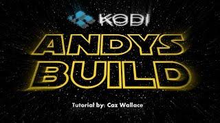 getlinkyoutube.com-Andy's Build (Kodi Setup Wizard)**KodiMaster Wizard**