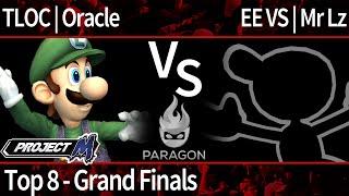 getlinkyoutube.com-Paragon PM - TLOC | Oracle (Luigi, Wario) vs EE VS | Mr Lz (GnW) - Top 8 - Grand Finals
