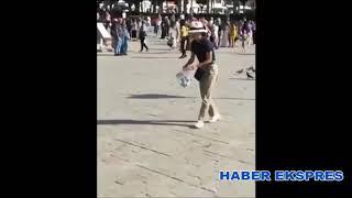 İzmir'de çöp toplayan Japonlar