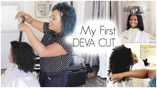getlinkyoutube.com-My First Deva Cut!