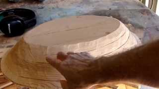 getlinkyoutube.com-Carving an Oak Bowl