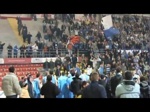 FAMILY AERODROM (MZT SKOPJE - Cibona 20.12.2012) Aba Liga
