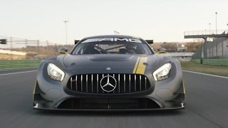 getlinkyoutube.com-Mercedes AMG GT3