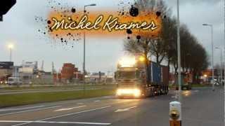 getlinkyoutube.com-Scania R730 V8 - Michel Kramer ***Stena Stål***