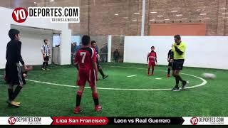 León vs. Real Guerrero Final 2006 Liga San Francisco