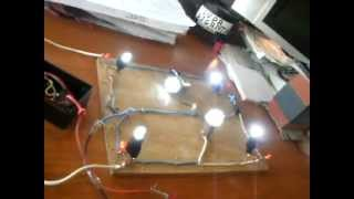 getlinkyoutube.com-INTERMITENTE A LED, ELECTRONICO.
