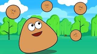 getlinkyoutube.com-Pou Baby Cartoon - Pou Baby Games for Kids