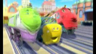 Chuggington theme song (US) reversed