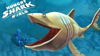 getlinkyoutube.com-Hungry Shark World - By Ubisoft  - (Sneak Peek) Gameplay