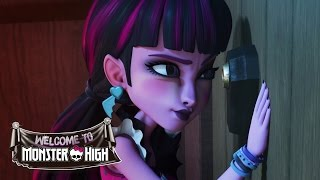 getlinkyoutube.com-Get Ready for a Fangtastic Journey with a Sneak Peek at Welcome to Monster High | Monster High