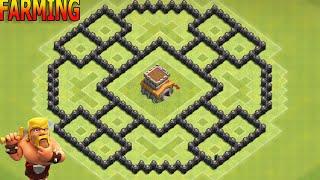 getlinkyoutube.com-Clash of Clans Town Hall 8 (Th8) Best Farming Base