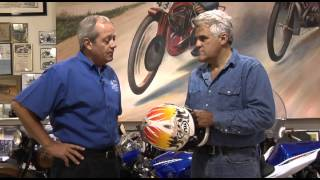 getlinkyoutube.com-Arai Helmets - Jay Leno's Garage