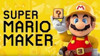getlinkyoutube.com-#2 Zagrajmy w Super Mario Maker - Tworzenie irytującego świata w Mario Maker