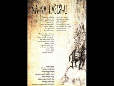 tonci huljic & madre badessa ft. petar graso - ka na hashishu - 2/10 +LYRICS