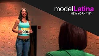 getlinkyoutube.com-MODEL LATINA | Jessica Caban Audition