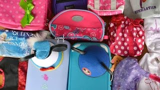 getlinkyoutube.com-How to Pack for your American Girl Doll ~ Disney