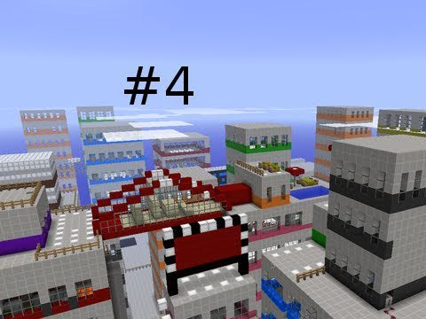 Minecraft - Minecraft's Edge 2 Custom Map with Nova Part 4: Jump!