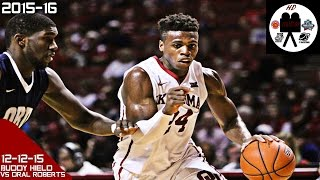 getlinkyoutube.com-Buddy Hield Full Highlights vs Oral Roberts (12-12-15) 30 Points 5 Steals CRAZY SHOOTING !!