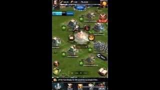 getlinkyoutube.com-Clash of kings war with the Patriots empire 800k