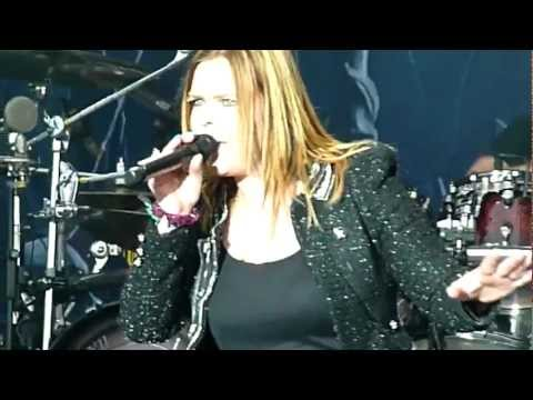 Nightwish - Amaranth (Live - Download Festival, Donington, UK, June 2012)