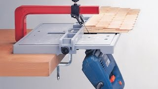 Jigsaw Table -  Blade Guide - Straight cut -  www.Neutechnik.com