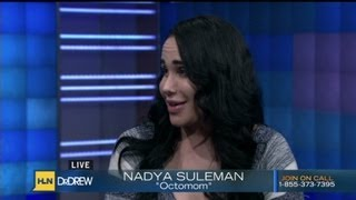 getlinkyoutube.com-Nadya Suleman answers questions on HLN's Dr. Drew.