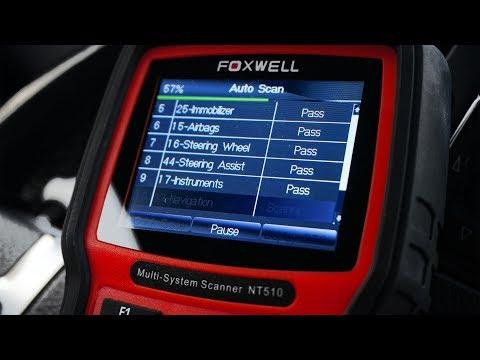 Расположение блока управления абс в Porsche Boxster