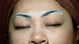 getlinkyoutube.com-Eyebrow Embroidery - The Best Beauty - Full Video