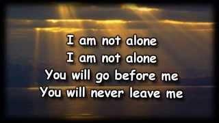 getlinkyoutube.com-I Am Not Alone - Kari Jobe - Worship Video with lyrics