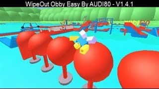 Roblox: Wipeout...