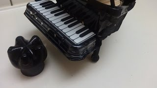 getlinkyoutube.com-Recycled Crafts Ideas: Making Grand Piano